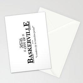 Baskerville Stationery Cards