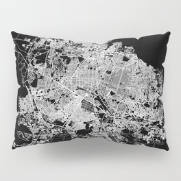 Guadalajara map Pillow Sham
