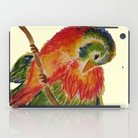 birdy iPad Cases featuring Birdy by LaurenMarie94