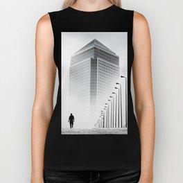 Alone in the city by GEN Z Biker Tank