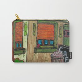 Grilled Cheese & Museum  Carry-All Pouch