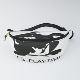 """""""Meow Playtime' Fanny Pack"""