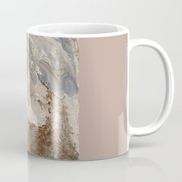 Vanilla Chocolate Ice Cream Melt Coffee Mug