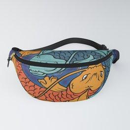 Koi Fish Fanny Pack