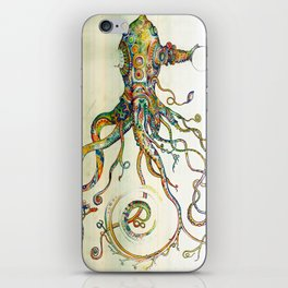 The Impossible Specimen iPhone Skin
