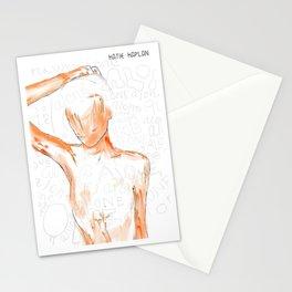 Half Finished & Alone Stationery Cards