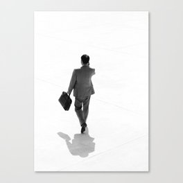 Business man Canvas Print