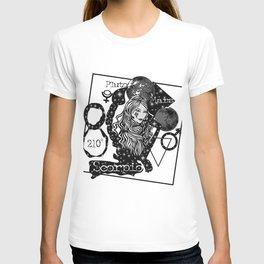 Scorpio - Zodiac Sign T-shirt