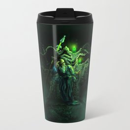 Odin and his loyal beasts Travel Mug