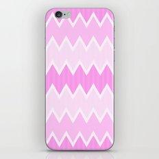 Marshmallow Pink iPhone & iPod Skin