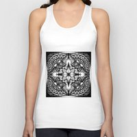 square Tank Tops featuring square by Benedicts