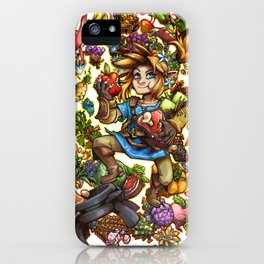 Master Chef Link iPhone Case