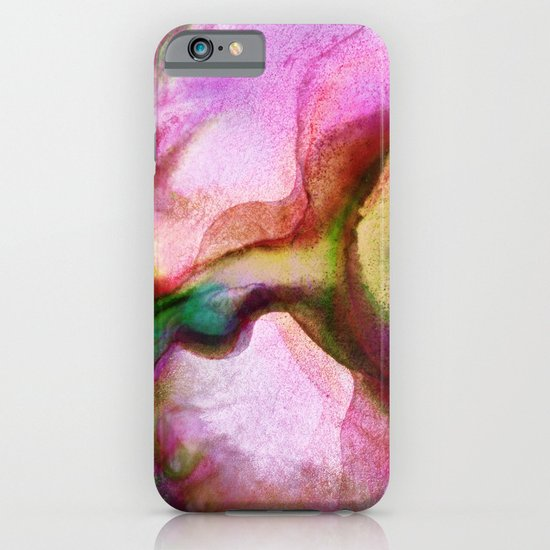 color me a rainbow iPhone & iPod Case