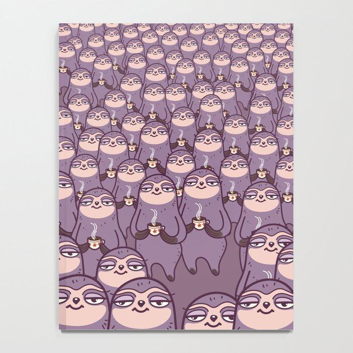 Sloths -tastic! Notebook