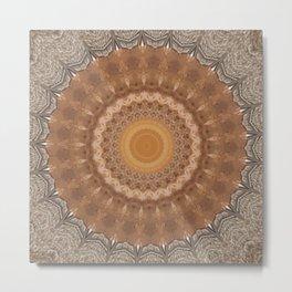 Some Other Mandala 60 Metal Print