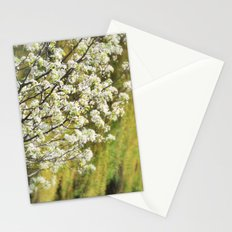 Morning in the Park Stationery Cards