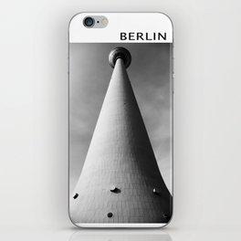 TV Tower Berlin iPhone Skin