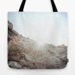 Big Sur Sunrise Tote Bag