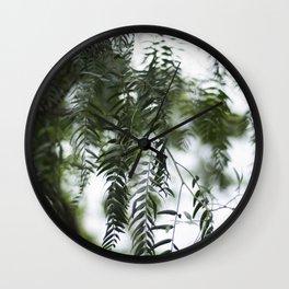 Gardens/3 Wall Clock