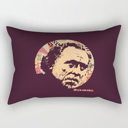 Bukowski Rectangular Pillow