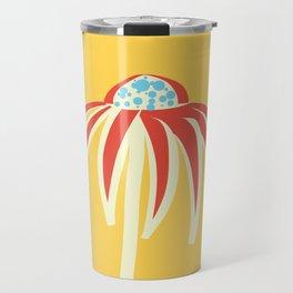 Summer flower Travel Mug