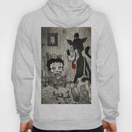 BETTY AND THE WOLF Hoody