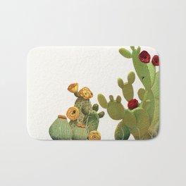 Cactus Garden II Bath Mat