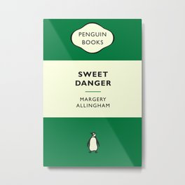 Sweet Danger Metal Print