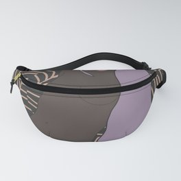 Cocoa Maiden Fanny Pack