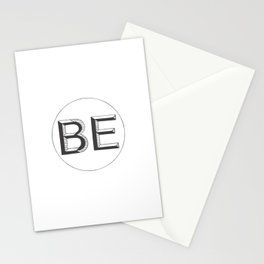 BE Stationery Cards