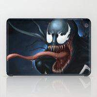 venom iPad Cases featuring Venom by Fr0stArt