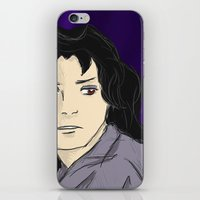 inuyasha iPhone & iPod Skins featuring Naraku by Danyphestation