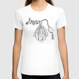 Lettuce Spray... Amen T-shirt