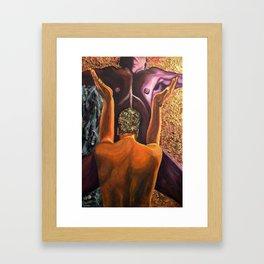 The Sacrament Framed Art Print