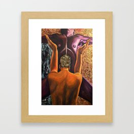 The Sacrament Framed Art Print