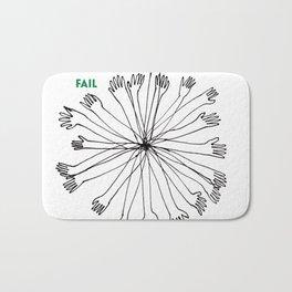 Fail or Flail Bath Mat