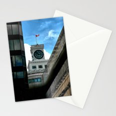 A Day in Canada Stationery Cards