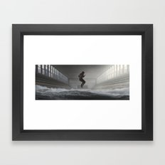 Ocean Framed Art Print