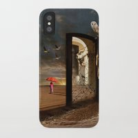 return iPhone & iPod Cases featuring  No Return by Barbara Aitchison's ArtAllure