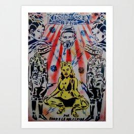 La Malkerida Art Print