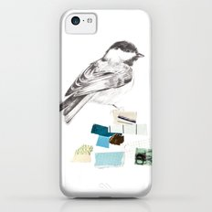 Blue Bird Slim Case iPhone 5c
