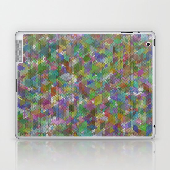 Panelscape - #8 society6 custom generation Laptop & iPad Skin
