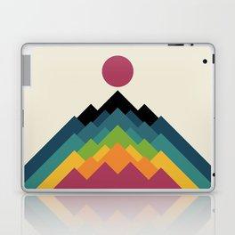 Life Is A Mountain Laptop & iPad Skin