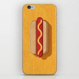 FAST FOOD / Hot Dog iPhone Skin
