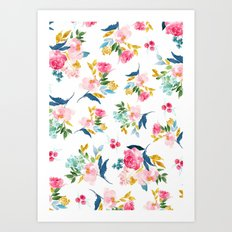Flower 1717 Art Print