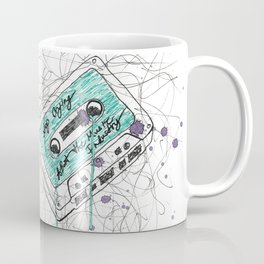 Stop Crying About The Music Industry Coffee Mug