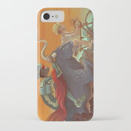 Bullride iPhone Case