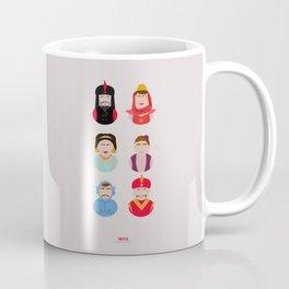 twisted. Coffee Mug