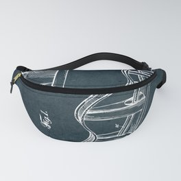 Roller Coaster toy Fanny Pack