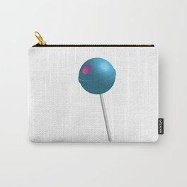 Death Star Lollipop (Blue) Carry-All Pouch